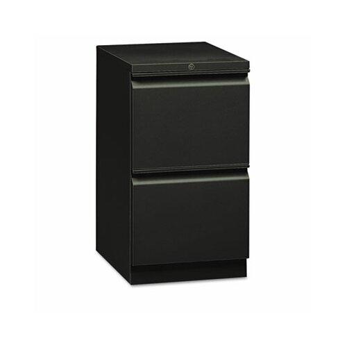 HON Mobile 2-Drawer Flagship File/File Pedestal