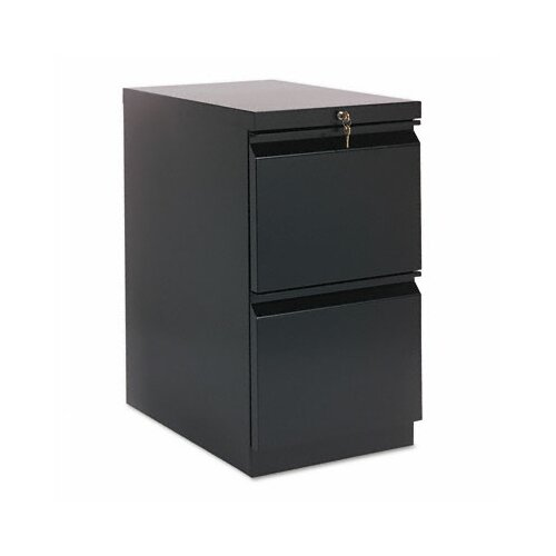 HON Mobile 2-Drawer Efficiencies Pedestal File