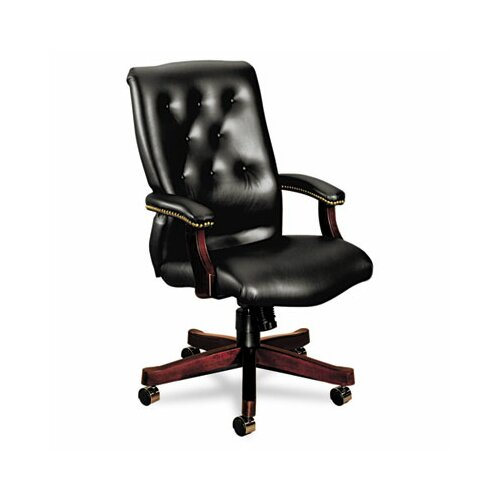 HON 6540 Series Executive High-Back Swivel Office Chair