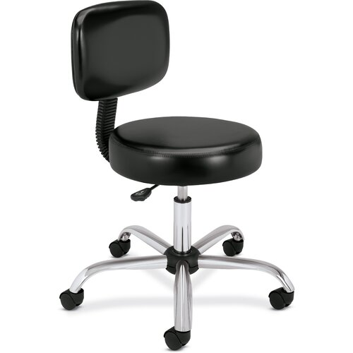 HON Medical Exam Stool with Back
