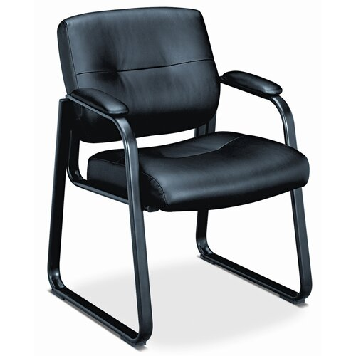 HON VL690 Series Leather Office Chair