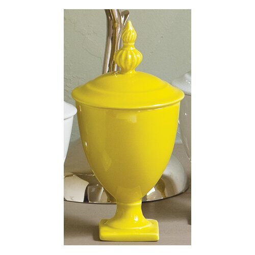 Global Views Beaufort Decorative Urn