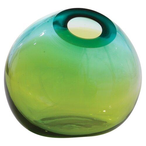 Global Views Vase: Global Views Ombre Ball Vase & Reviews