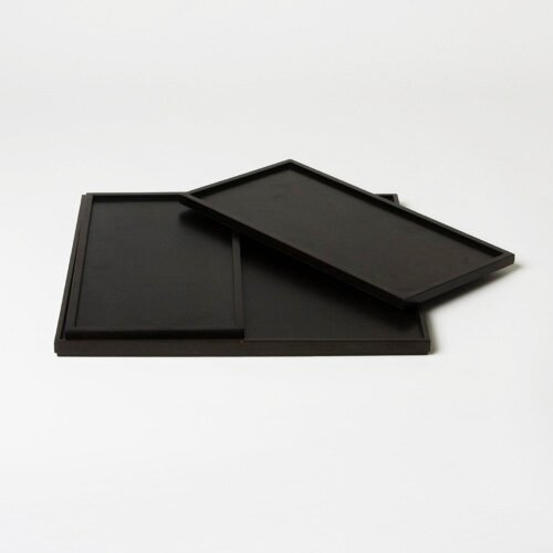 Global Views Rectangular Serving Tray