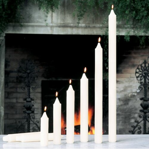 Global Views Unscented Taper Candles (Set of 4)