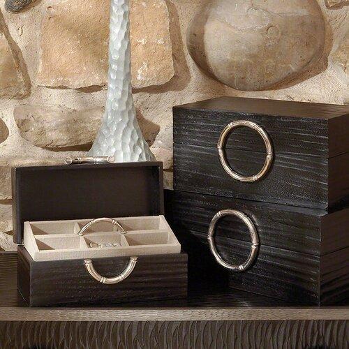 Global Views Box: Artisan Jewelry Box