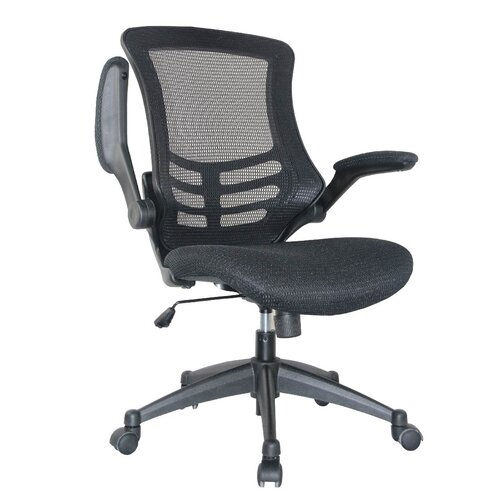 Manhattan Comfort High Back Mesh Office Chair With Wheels Reviews