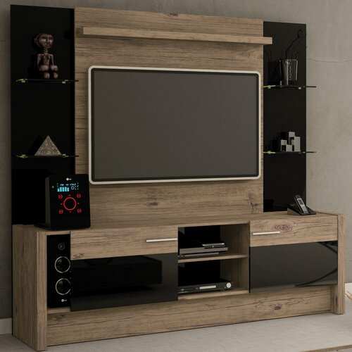 Manhattan Comfort Morning Side Entertainment Center