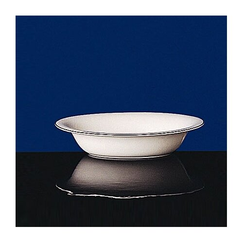 "Wedgwood Signet Platinum 9.75"" Salad Bowl"