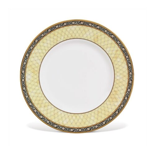 "Wedgwood India 9"" Accent Salad Plate"