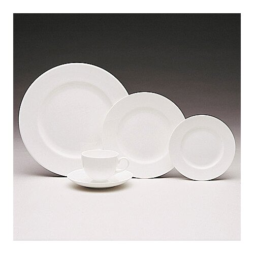 Wedgwood White 5 Piece Place Setting