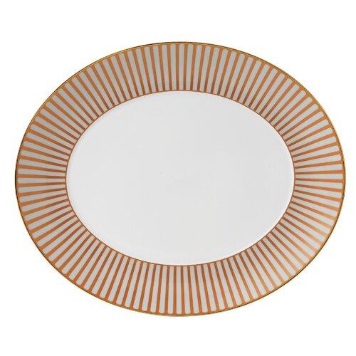 "Wedgwood Palladian 13.75"" Oval Platter"