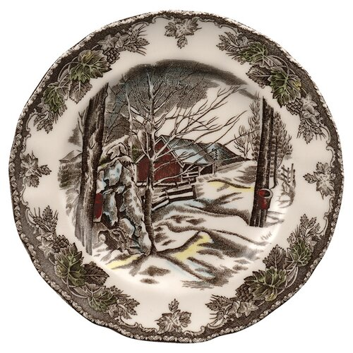 Johnson Brothers Friendly Village Bread and Butter Plate