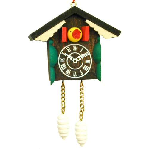 Christian Ulbricht Cuckoo Clock Ornament