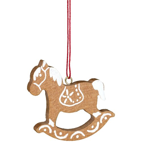 Christian Ulbricht Rocking Horse Ornament