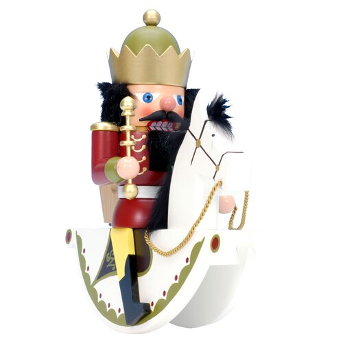 Christian Ulbricht Rider King Nutcracker