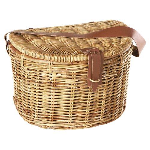 Eco-Friendly European Picnic Basket