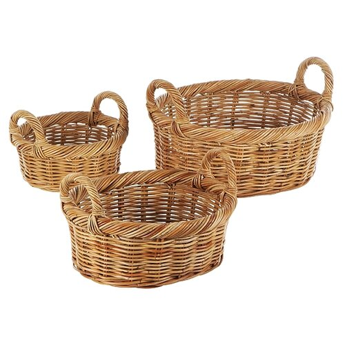 Eco Displayware Eco-Friendly Basket