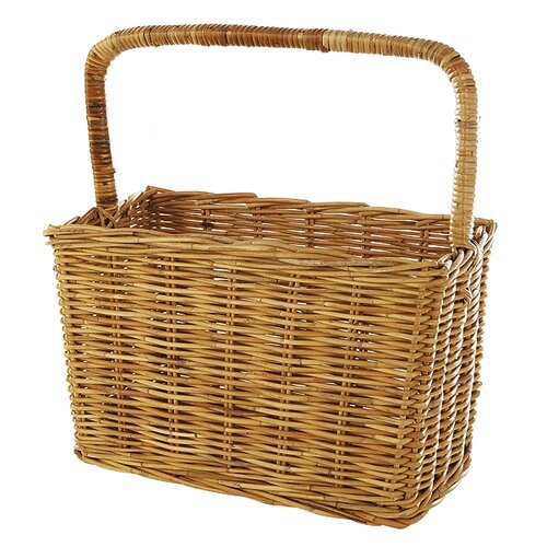 Eco Displayware Eco-Friendly Large Magazine Basket