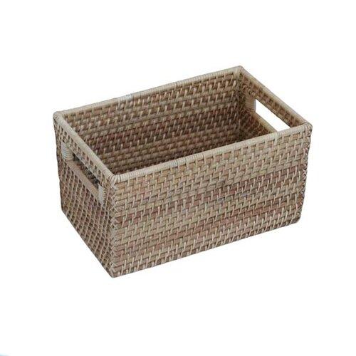 Eco Displayware Eco-Friendly Lombok Weave Shelf Basket