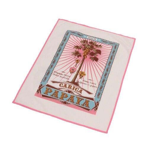 Botanical Tea Towel