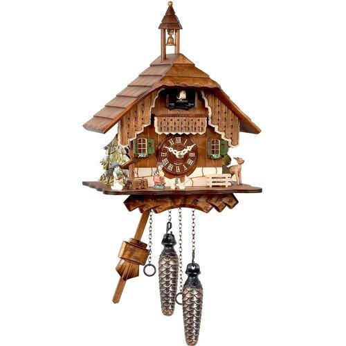 Alexander Taron Forest Cuckoo Clock