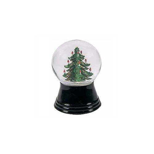 Alexander Taron Small Christmas Tree Snow Globe