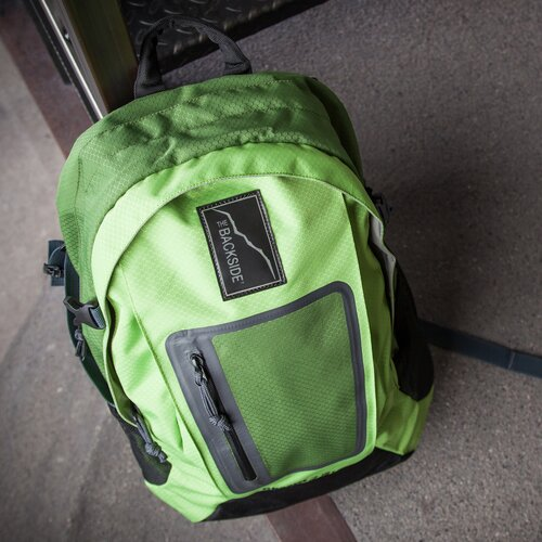 The Backside Skoolit Backpack
