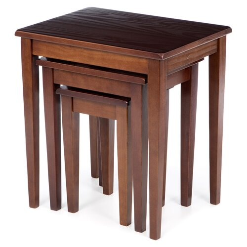 Winsome Regalia 3 Piece Nesting Tables