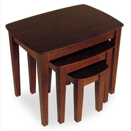 Winsome 3 Piece Nesting Tables