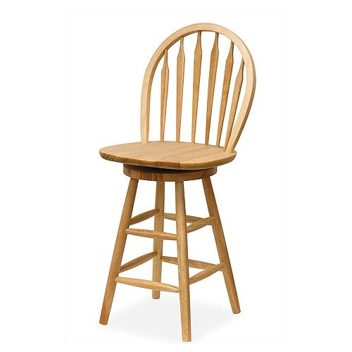 Winsome Basics Swivel Bar Stool