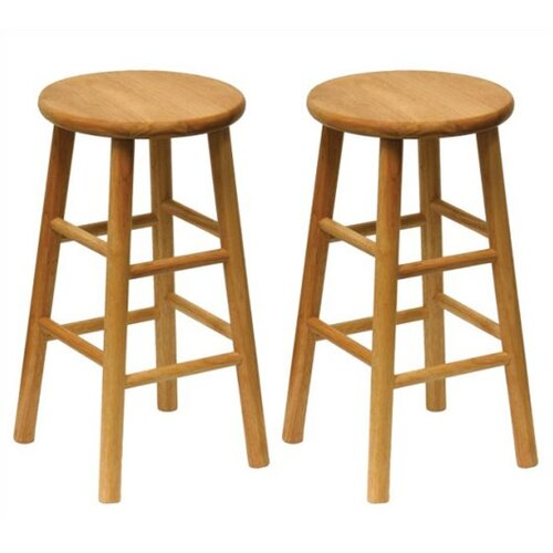 "Winsome Basics 24"" Bar Stool"