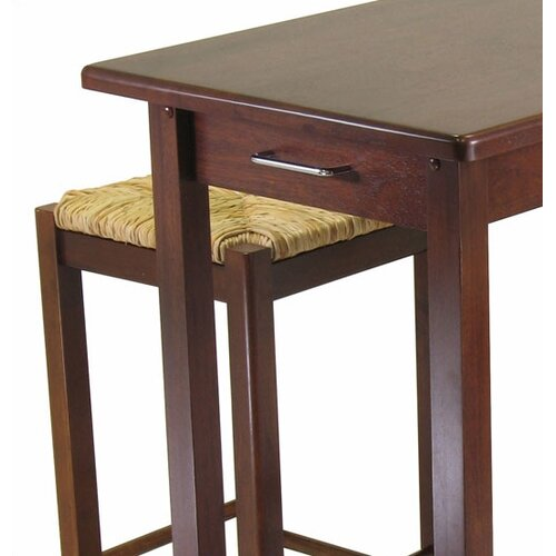 Winsome Winsome 3 Piece Counter Height Dining Set