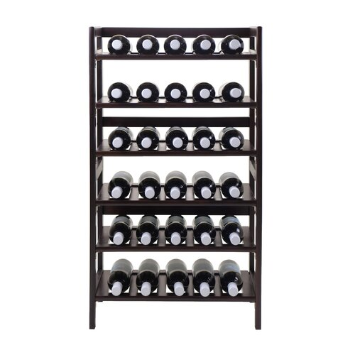 Silvi 30 Bottle Wine Rack