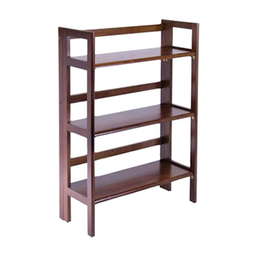 "Winsome Basics Folding 38.5"" Bookcase"