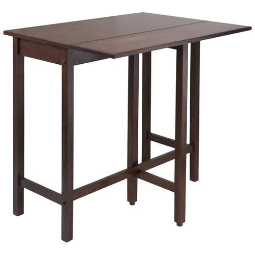 Winsome Lynnwood Counter Height Extendable Dining Table