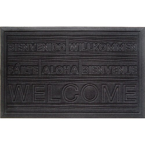 Entryways Weather Beater International Welcome Mat