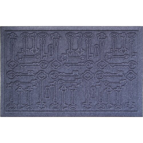 Entryways Weather Beater Keys Mat