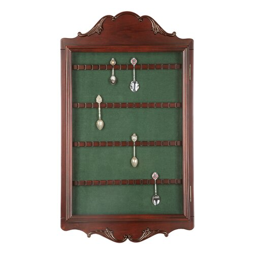 Bombay Heritage Spoon Collector's Cabinet