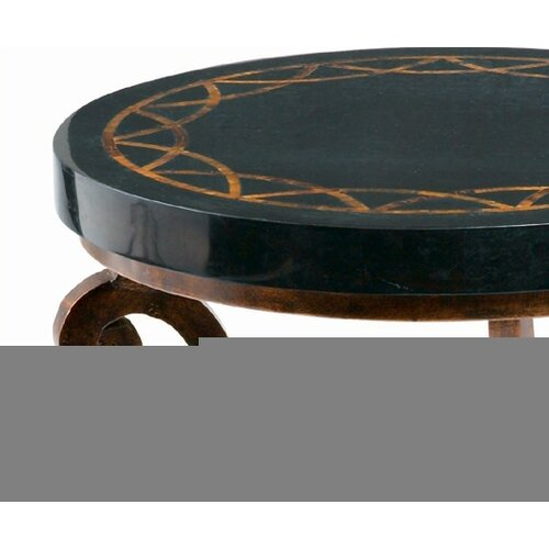 Bernhardt Connery Chairside Table
