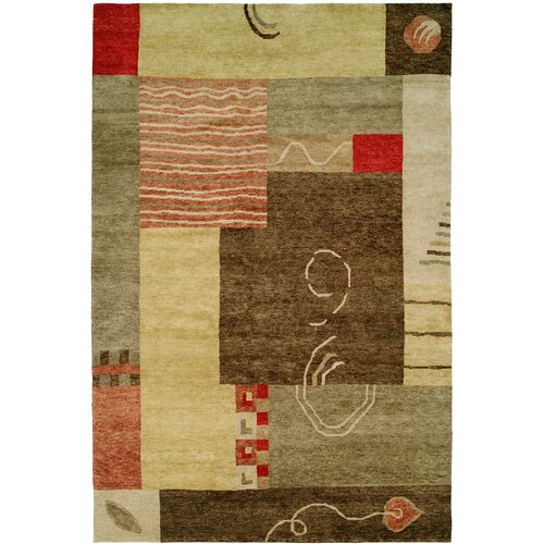 Wildon Home ® Multi Earth Tones Rug