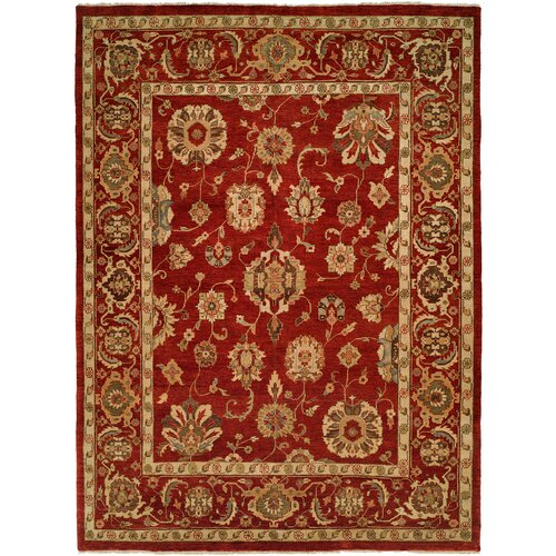 Wildon Home ® Red Rug