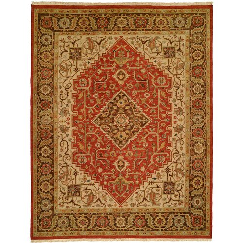 Soumak Rust / Brown Rug