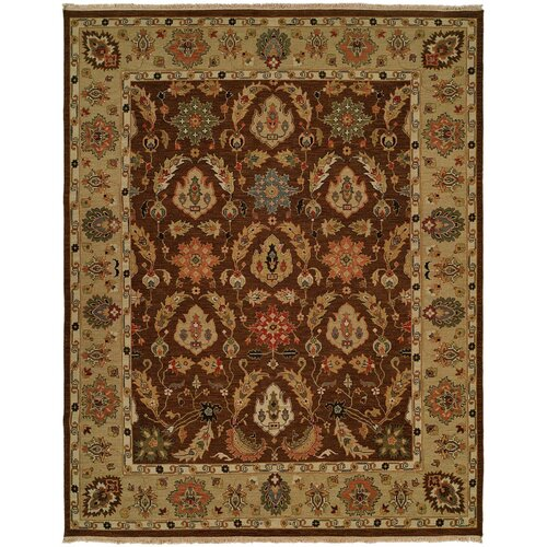 Wildon Home ® Brown / Camel Rug