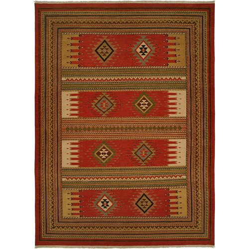 Wildon Home ® Rust Rug