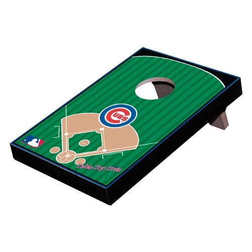 Tailgate Toss MLB Mini Table Top Bean Bag Toss Game