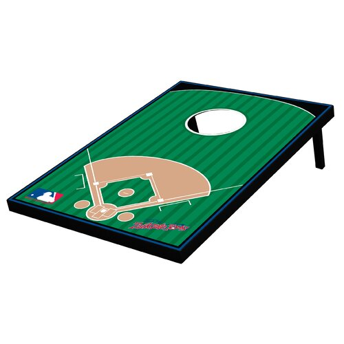MLB Generic Baseball Bean Bag Toss Game
