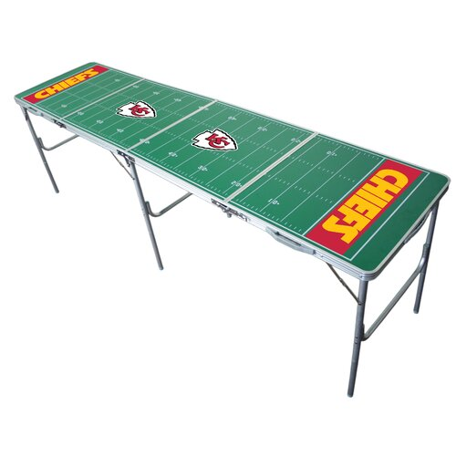 Tailgate Toss NFL Tailgate Table