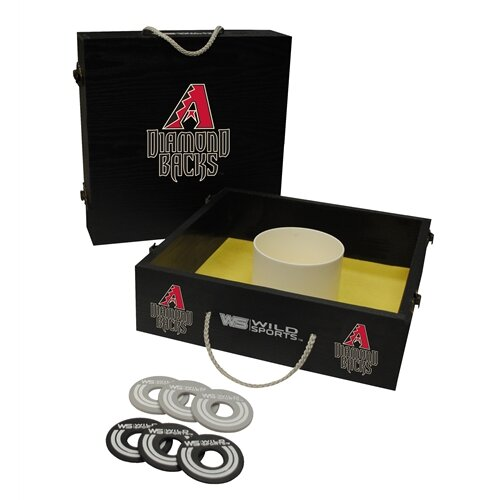 Tailgate Toss MLB Washer Toss Game Set