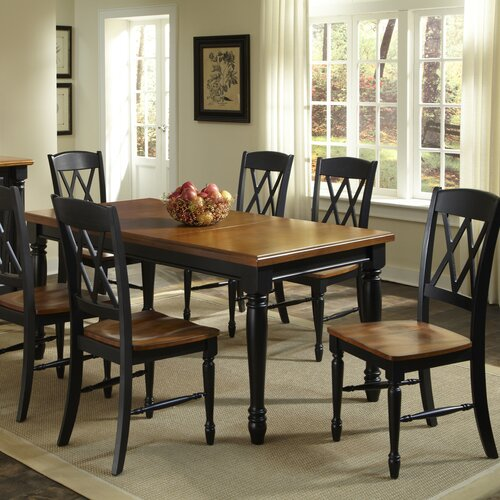 Home Styles Monarch 7 Piece Dining Set